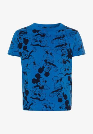 TODDLER BOY PRINT TEE - T-shirt con stampa - blue burst