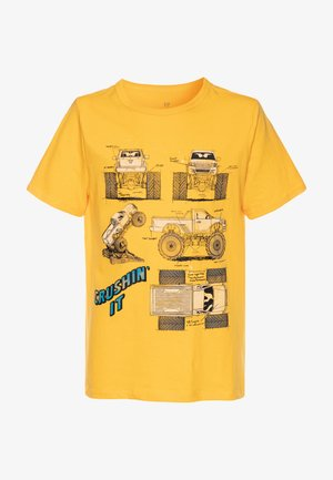 BOY - T-shirt print - kayak