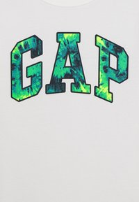 GAP - BOY - Print T-shirt - new off white - 2