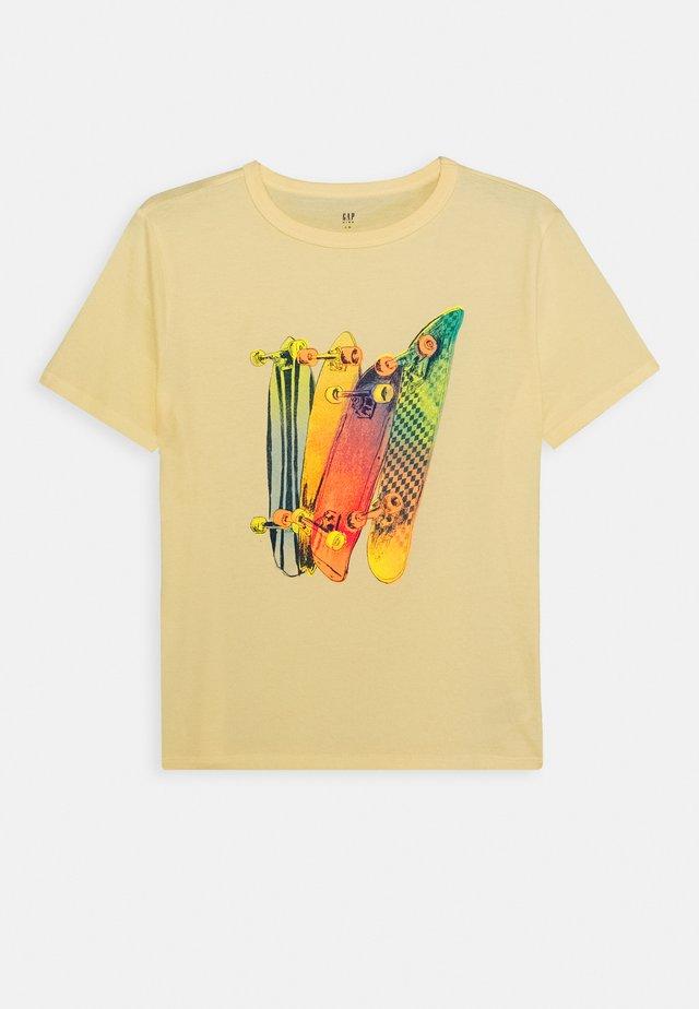 BOY - T-shirt con stampa - sunshine