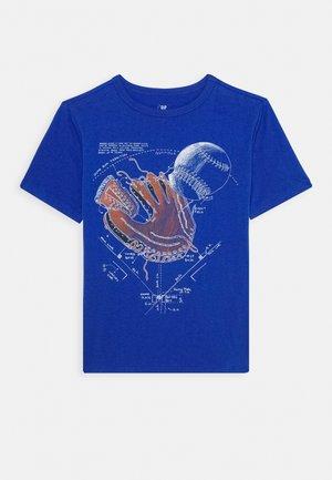 BOY - T-shirt con stampa - admiral blue