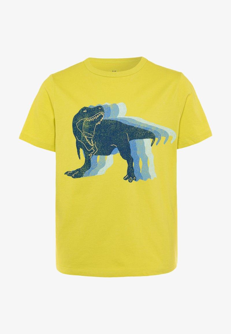 GAP - BOY  - T-shirt print - peridot
