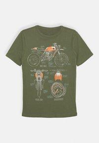 GAP - BOYS - T-shirt print - desert cactus - 0