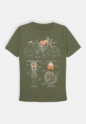 BOYS - T-shirt imprimé - desert cactus