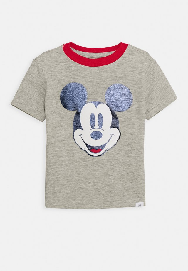 TODDLER BOY MICKEY GRAPHICS - Print T-shirt - grey heather