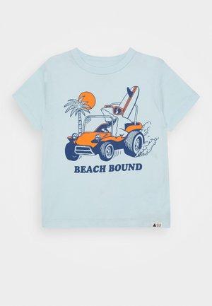 TODDLER BOY GRAPHICS - Print T-shirt - azul
