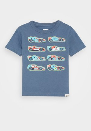 TODDLER BOY GRAPHICS - Print T-shirt - bainbridge blue