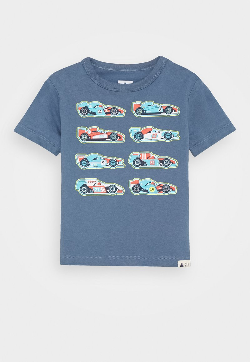 GAP - TODDLER BOY GRAPHICS - T-shirt print - bainbridge blue