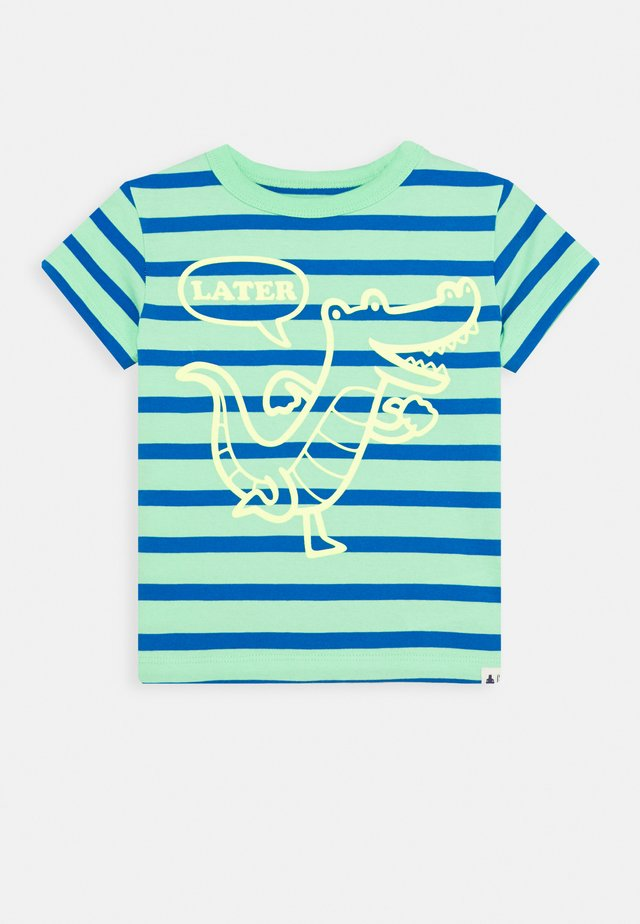 TODDLER BOY GRAPHICS - T-shirt con stampa - neon green