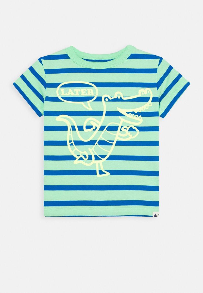 GAP - TODDLER BOY GRAPHICS - Print T-shirt - neon green