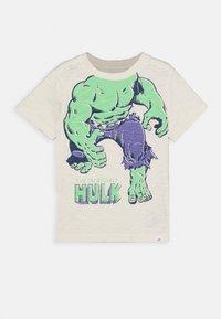 GAP - TODDLER BOY TROMPE LOEIL - T-shirt con stampa - daytona - 0