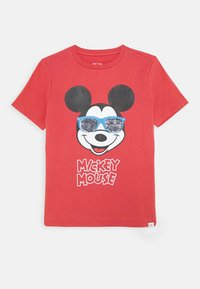 GAP - BOY MICKEY TEE - Printtipaita - desert flower - 0