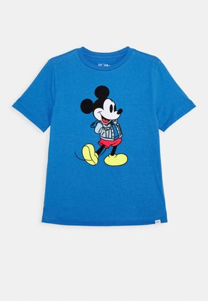BOY MICKEY TEE - T-shirt z nadrukiem - aerospace