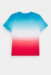 GAP - BOY CREW - T-shirt imprimé - rainbow - 0