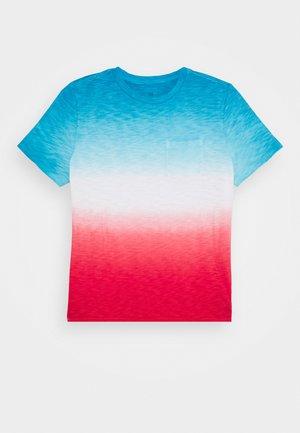 BOY CREW - T-shirt print - rainbow