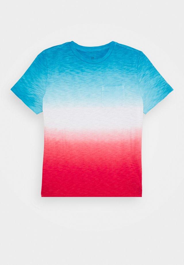 BOY CREW - T-shirt con stampa - rainbow