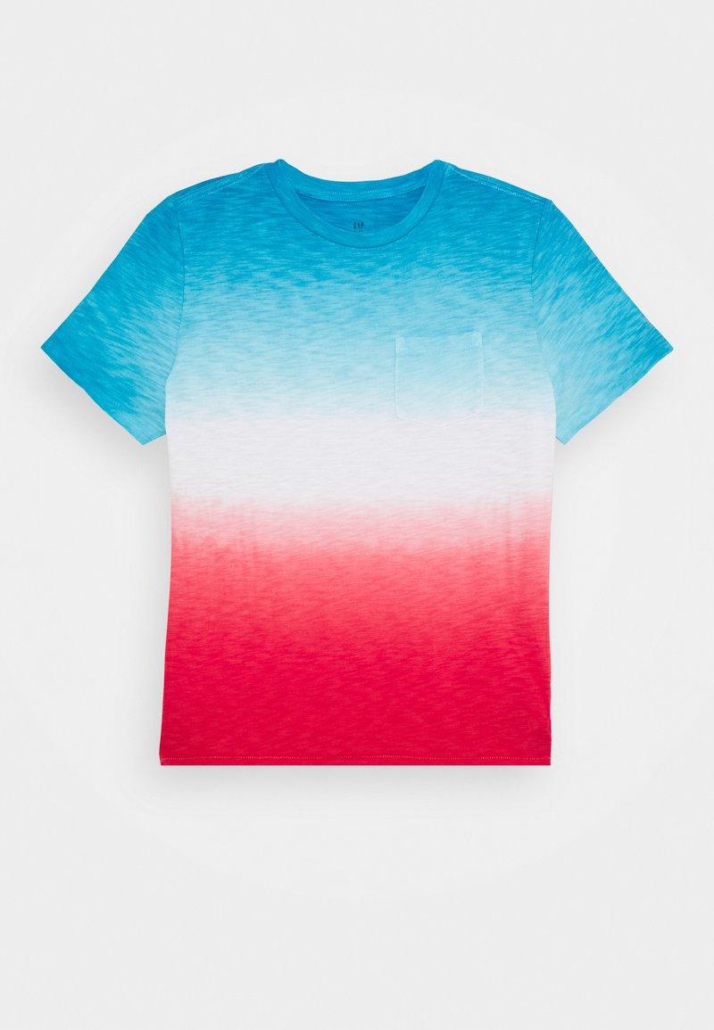 GAP - BOY CREW - T-shirt imprimé - rainbow