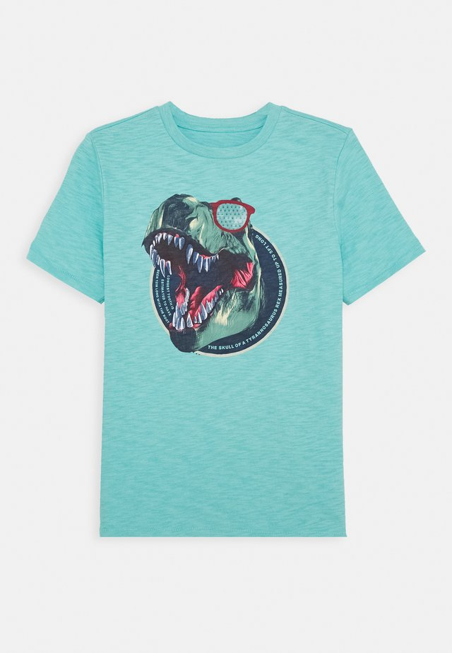 BOY - T-shirt con stampa - new malachite