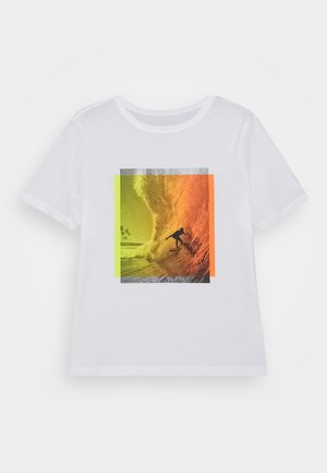 BOYS VALUE GRAPHIC - T-shirt imprimé - surfers