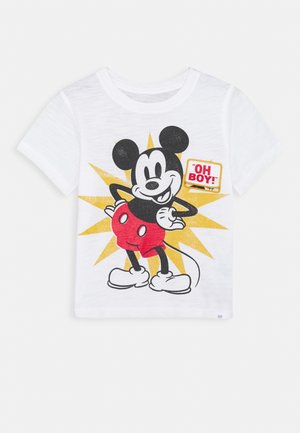 TODDLER BOY MICKEY MOUSE - Print T-shirt - new off white