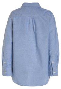GAP - BAS OXFORD - Shirt - oxford blue - 1