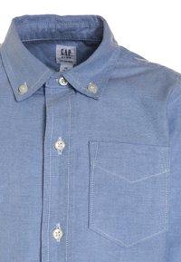 GAP - BAS OXFORD - Shirt - oxford blue - 2