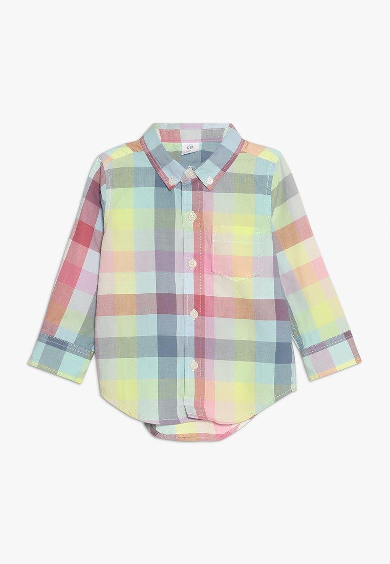 GAP - TODDLER BOY EASTER MIXED PLAID - Shirt - multicolor