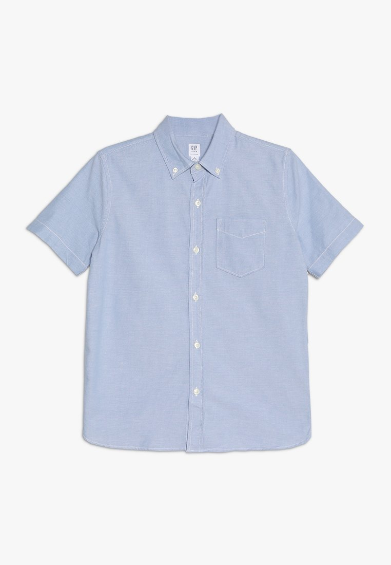 GAP - BOYS ITEMS OXFORD - Hemd - oxford blue