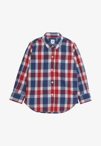 GAP - BOYS - Košile - red/ blue - 3