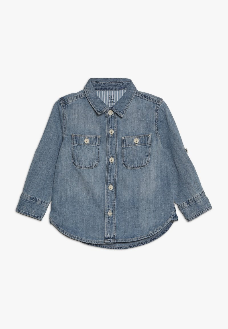 GAP - TODDLER BOY  - Skjorter - medium wash