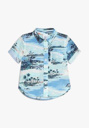 TODDLER BOY - Shirt - blue