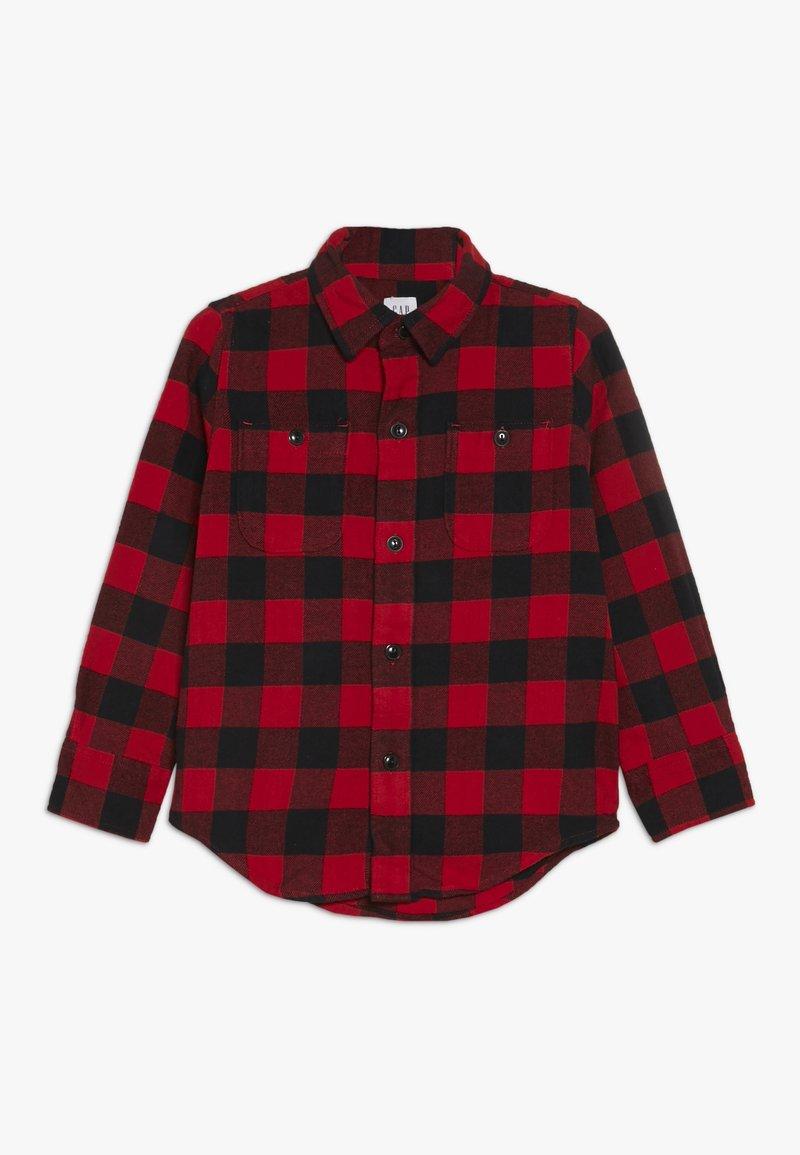 GAP - BOY - Hemd - red