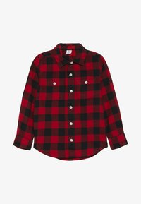 GAP - TODDLER BOY BUFF PLAID - Košile - modern red - 2