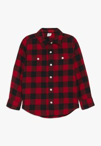GAP - TODDLER BOY BUFF PLAID - Košile - modern red - 0