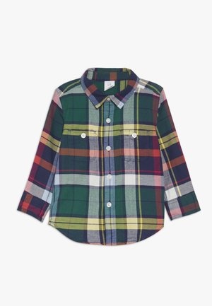 TODDLER BOY PLAID - Košile - balsam tree