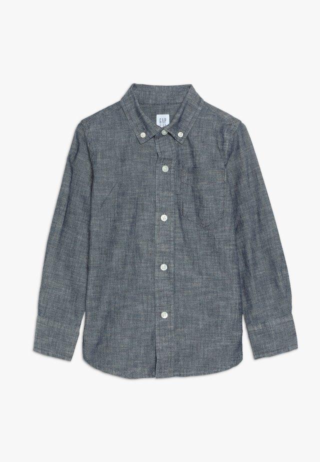 BOY - Skjorte - indigo chambray