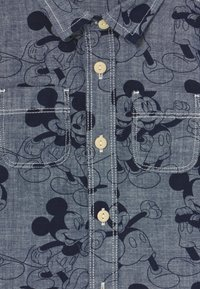 GAP - TODDLER BOY MICKEY - Camicia - blue denim - 3