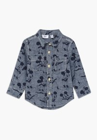 GAP - TODDLER BOY MICKEY - Camicia - blue denim - 0