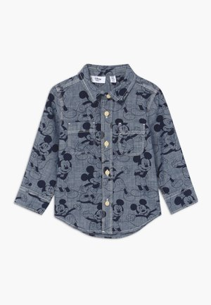 TODDLER BOY MICKEY - Overhemd - blue denim