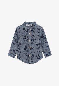 GAP - TODDLER BOY MICKEY - Camicia - blue denim - 2