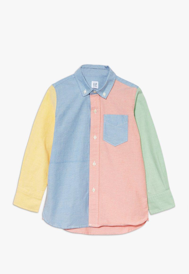 GAP - BOY MIX - Vapaa-ajan kauluspaita - pink color