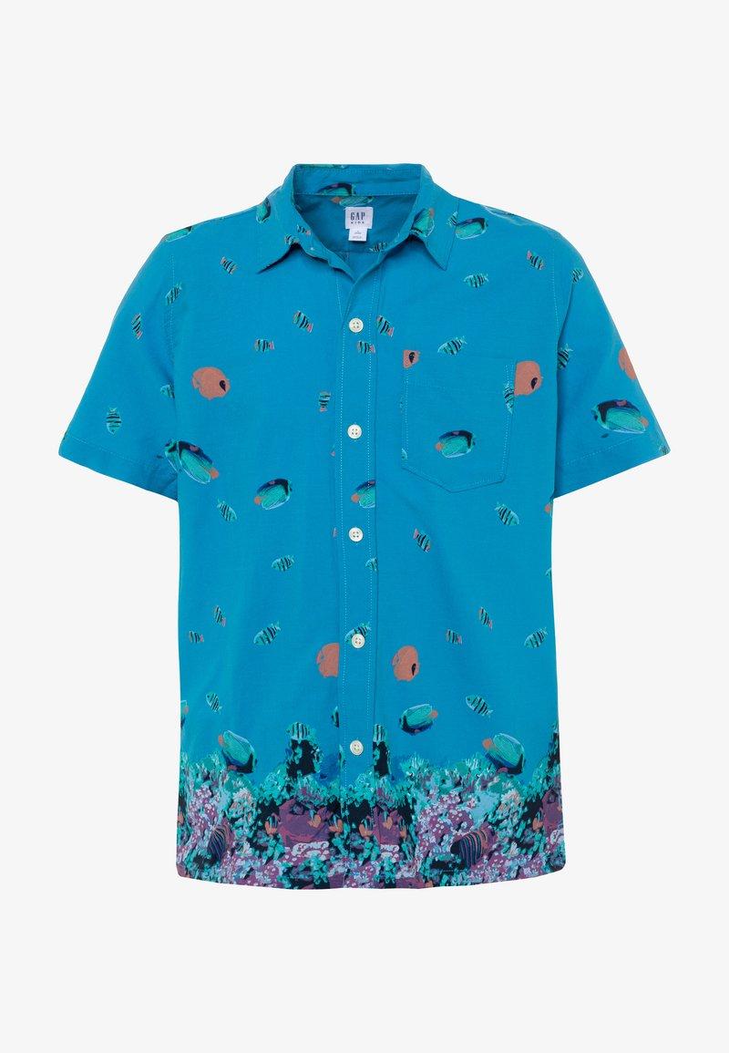 GAP - BOY - Košile - ocean