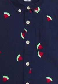 GAP - TODDLER BOY NOVELTY - Shirt - military blue - 2