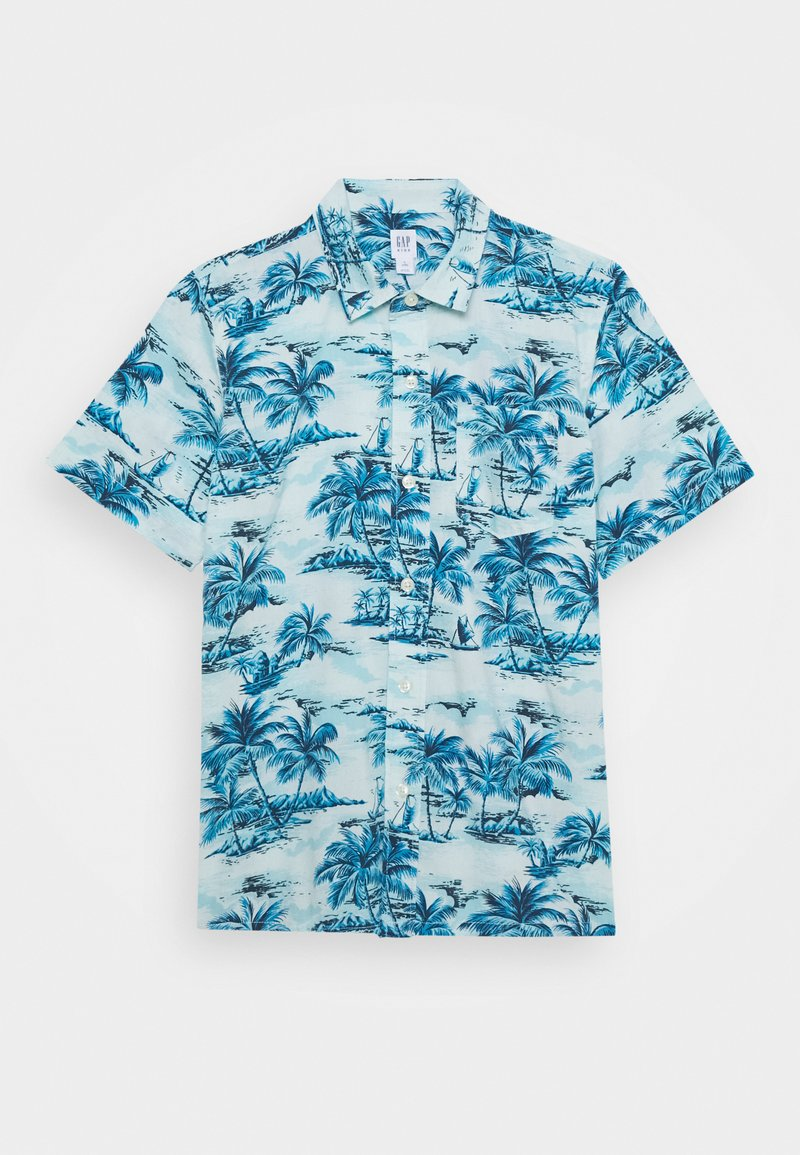 GAP - BOY CAMP - Košile - blue