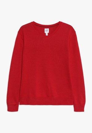 BOYS UNIFORM - Pullover - modern red