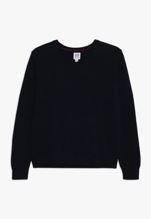 BOYS UNIFORM - Strikpullover /Striktrøjer - tapestry navy