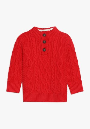 TODDLER BOY - Jumper - pure red
