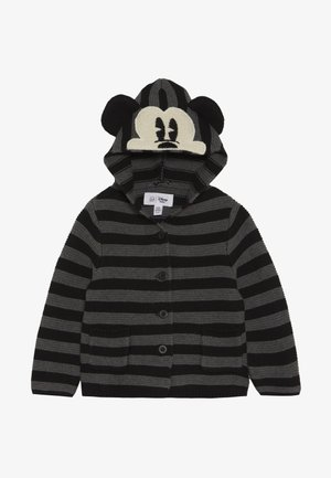 MICKEY BABY - Gilet - true black