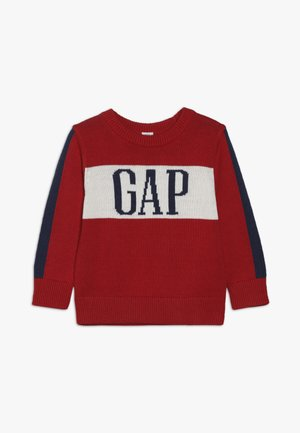 TODDLER BOY ARCH - Jumper - modern red