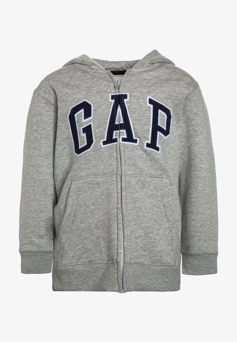 GAP - BOYS ACTIVE ARCH - Sweatjacke - light heather grey